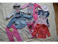 9-12 months bundle of clothes
