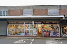 SHOP FOR SALE £195K FREEHOLD RETAIL INVESTMENT. W MIDLANDS-INCOME £13,200 RISING TO £19,600 A YEAR