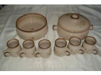 Denby Memories (Images) Stoneware in Excellent Condition, Most of It Looks Like New