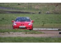 Toyota celica gen 7, track, rally cross ready, cage, bucket seats