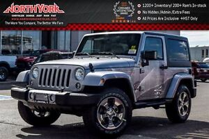 2016 Jeep Wrangler NEW Car Sahara 4x4|Nav|R.Start|Sat Radio|Conn