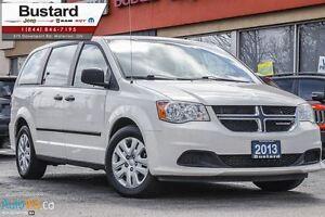 2013 Dodge Grand Caravan SE/SXT | LOCAL TRADE | CERTIFIED