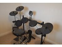 Alesis DM6 Electric Drum Kit with small Amplifier,