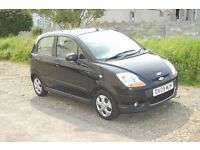 Chevrolet Daewoo Matiz 1.0 se 2009/09 New MOT Ideal first car or economical run around,