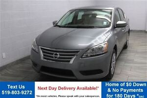 2013 Nissan Sentra AUTOMATIC w/ 24,000KM! BLUETOOTH! CRUISE CONT