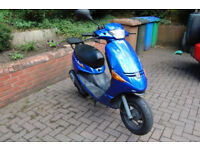 Peugeot Zenith Scooter. Spares or repair