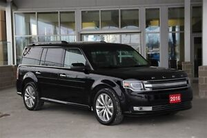 2016 Ford Flex Limited AWD 365 HP Ecoboost Full Equipped
