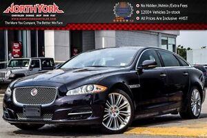 2014 Jaguar XJ L Portfolio AWD|Rear Seat Pkg|Nav|Pano_Sunroof|Me