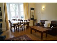 Available now. Large, fully equipped family holiday let. Marchmont. Cot, hi chair. Near Royal Mile