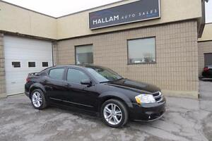2013 Dodge Avenger SXT Power Sunroof, Bluetooth, Cruise Control