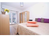 ENSUITE double room, Newly refurbished, modern house, all incl.