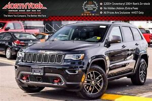 2017 Jeep Grand Cherokee NEW Car Trailhawk|Luxury,Tow,Safety Pkg
