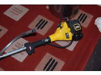 Mcculloch 32cc md320av petrol strimmer. Good spark/compression, spares/repair