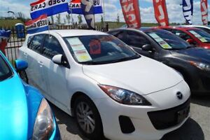 2011 Mazda MAZDA3 SPORT AUTO!FULLY LOADED!FULLY CERTIFIED@NO EXT