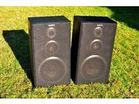 2 Sony Speakers