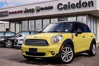 2011 MINI Cooper Countryman Sunroof Leather Heated Front Seat CL