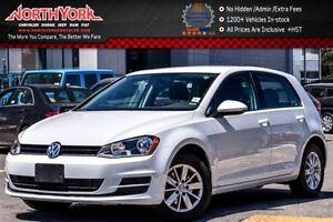 2016 Volkswagen Golf Trendline Backup Cam|HTD Frnt Seats|Bluetoo