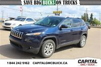 2015 Jeep Cherokee North *4WD-Touch Screen-Keyless Entry*