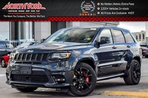 2017 Jeep Grand Cherokee SRT 4x4|Signature Leather,TrailerTow,SR