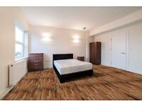 Very large New Studio flat to let in North Finchely N12 - Part bills included