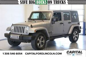 2016 Jeep WRANGLER UNLIMITED Convertible **New Arrival**