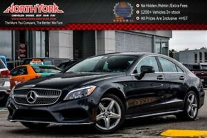 2015 Mercedes-Benz CLS-Class 400 4Matic|Lane Track.Pkg|H/K Audio