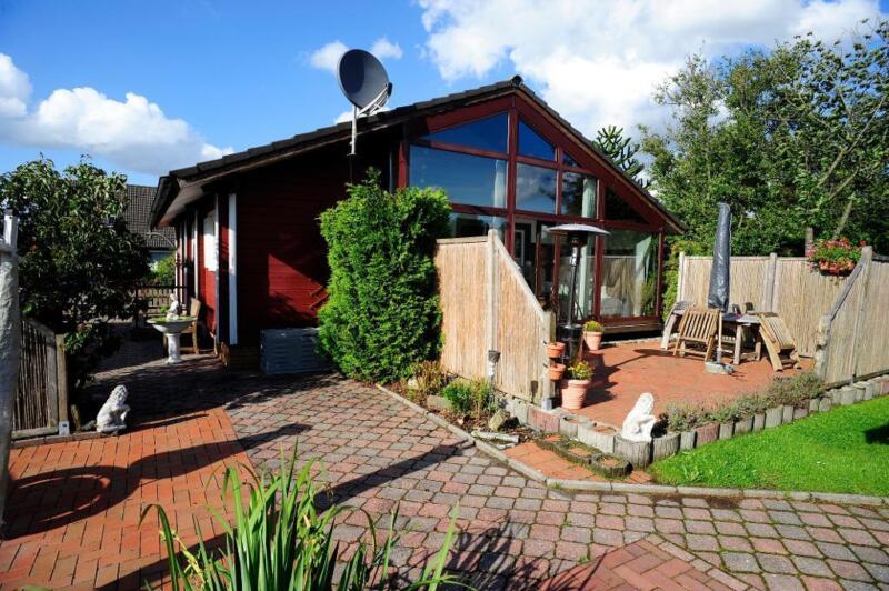 Ein Traum Holzhaus an der Nordseeküste in Dornum in
