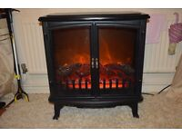 BELDRAY LARGE STOVE FIRE ELECTRIC