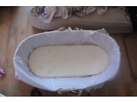 Moses Basket for sale £10