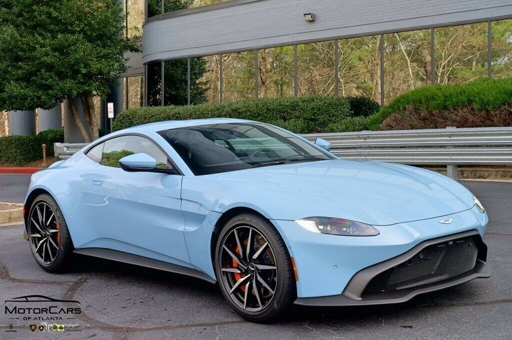 2020 Aston Martin Vantage for sale!