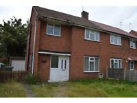 THREE BED SEMI DETACHED PROPERTY TO RENT ON AMBLESIDE ROAD IN CASTLEFORD
