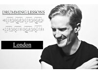 DRUM LESSONS LONDON - GET SKILLS! HAVE FUN! PLAY DRUMS!