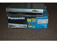 Panasonic VHS Video Recorder with 70 Major Films
