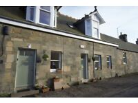 Superb one bedroom cottage in the picturesque village of Ceres, with courtyard Garden