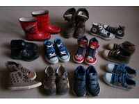 Bundle of boys shoes size 11 and 11.5.