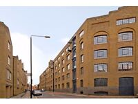 E1 ALDGATE EAST - NEWLY REFUBISHED LARGE 2 BEDROOM WAREHOUSE CONVERSION CLOSE TO SPITALFIELDS MARKET