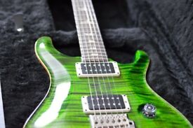 PRS Custom 22 - Jade Green - 2013