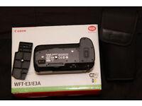 Canon WFT-E3 Wi-Fi transmitter grip for 40D / 50D