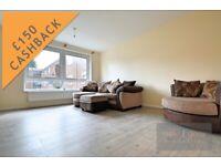 £150 CASHBACK. Recently refurbished 4 double bedroom 3 level maisonette in Peckham - SE15
