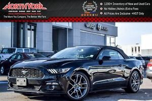 2015 Ford Mustang EcoBoost Premium Convertible LOW KM!!!20Rims!S