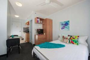 BRISBANE CITY LIVING! Electricity & water included Brisbane City Brisbane North West Preview