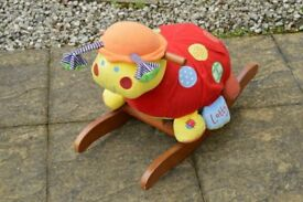 Mamas & Papas original Lotty Ladybird rocker