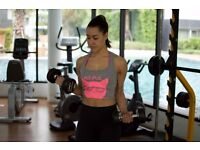 Mobile female personal trainer - 12 transformation programme: Summer Prep special promotion