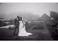 Wedding Photographer based in Yorkshire