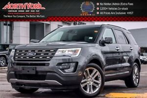2017 Ford Explorer Limited 4X4 Sunroof Nav. 7Seater Leather Para