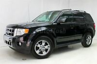 2010 Ford Escape Limited V6 AWD * Cuir * Toit-Ouvrant * Sync * B