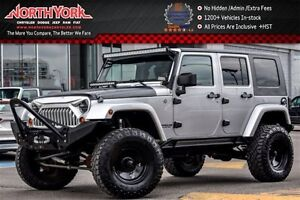 2010 Jeep WRANGLER UNLIMITED Sahara|4X4|UpgradedAudio|LEDLightBa