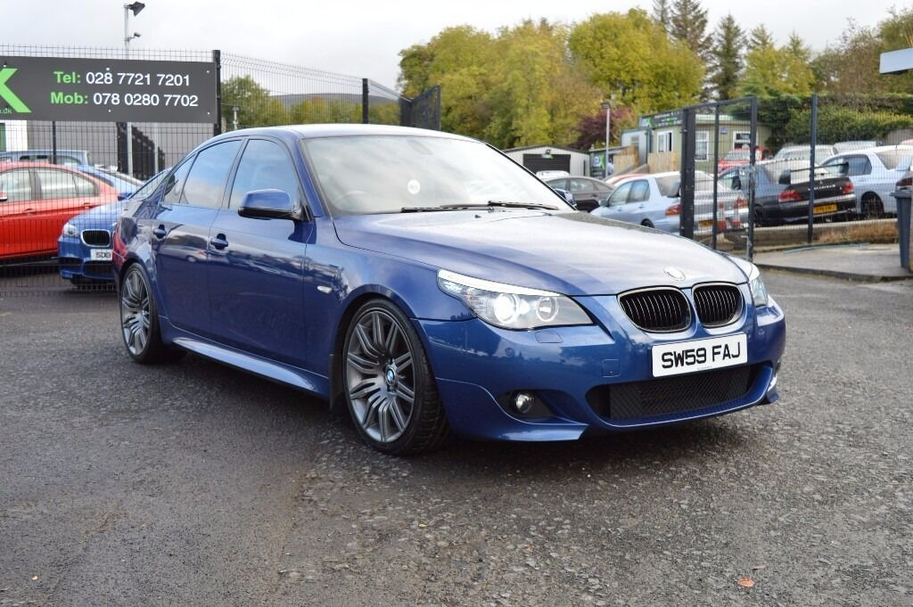 BMW 525D M SPORT BUSINESS ED