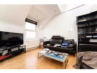 Superb 1 BED flat - Top floor - Modern conversion - Private roof terrace - Large reception- 07th Dec