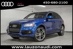 2016 Audi SQ5 3.0T TECHNIK NAV B&O CARBON 21